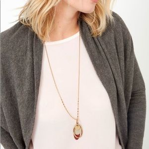 Stella & Dot Color Pop Versatile Pendant